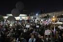 """""""Marshi i turpit"""" në Tel Aviv: kërkohet burg për Netanjahun"""