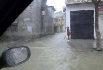 Shkodra? Jo, Durrësi siç nuk e keni parë…me detin brenda qytetit! (foto dhe video)