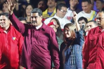 Venezuelë: Maduro fiton sërish por nuk voton as gjysma