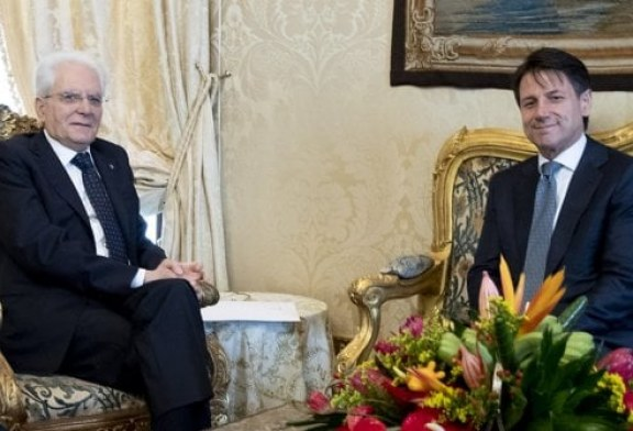 Matarella firmos dekretin: Giusepe Conte emërohet kryeministër i Italisë