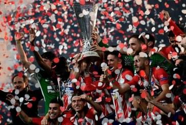 Atletiko e Madridit, një fituese e denjë e Ligës së Europës