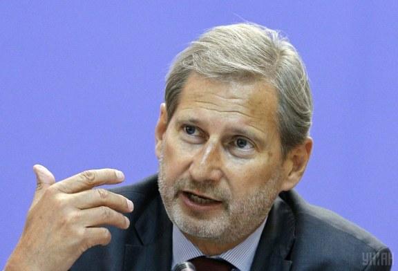 Hahn ripërsërit kushtin e kufinjve: asnjë precedent