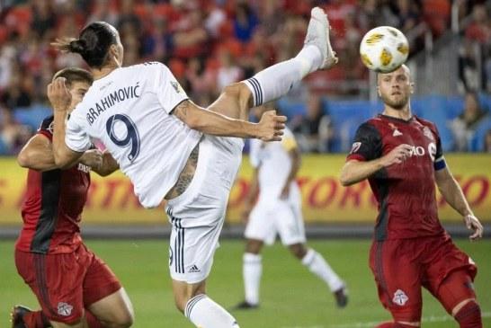 Ibrahimoviç shënon të 500-in gol në karrierë: ç'vepër arti! (video)