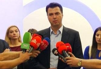 """Basha shpall """"terroristë"""" deputetë të mazhorancës…kush do votojë pro Ligjit të Teatrit"""
