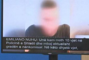 """Hetimi për rastin """"Rraja"""", polic Nuhu rezulton mashtrues; por pse është edhe dezertor…"""