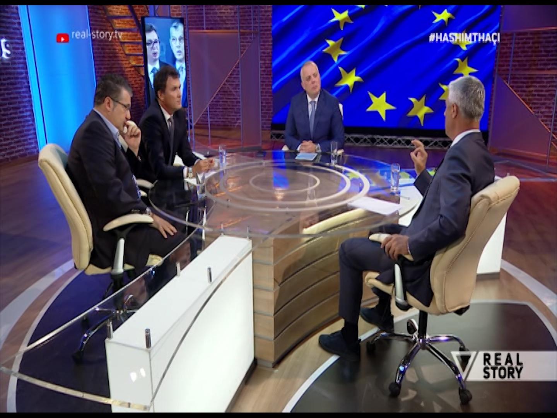 Kufijtë  e Thaçit  cilat zona mund t i kalojnë Serbisë në këmbim me Luginën