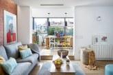 Arti i arredimit: një apartament i këndshëm në qendër të Barcelonës