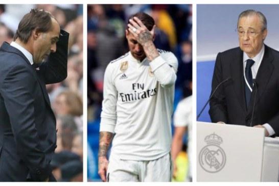 Humbja me Levanten, fundi është fare pranë për Lopetegui-n te Reali