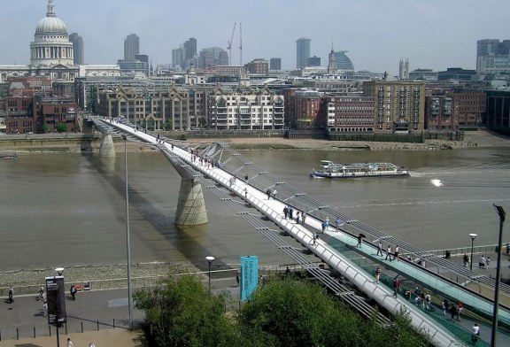 Këto janë disa nga urat më të bukura për këmbësorë në botë