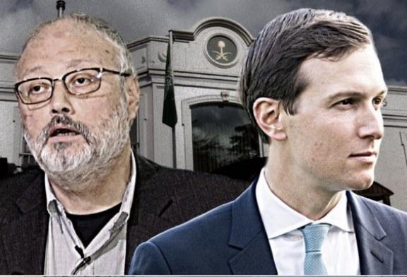 Kongresmeni amerikan: pse Jared Kushner ka dorë në vrasjen e gazetari saudit