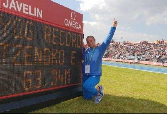 Ana tjetër e Bularatit: atletja shqiptare e Greqisë, më e mira në Europë!