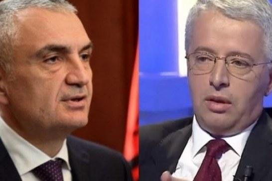 """Meta """"bindet"""" më në fund: dekreton Sandër Lleshin si ministër i Brendshëm"""