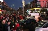 Protesta e studentëve: radhën e ka bllokimi i rrugëve