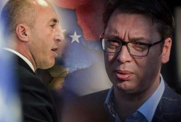 Vuçiç, i dëshpëruar dhe realist: Haradinaj ka të drejtë, SHBA janë krah Kosovës