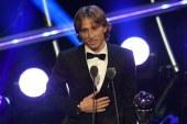 Modriç: e papranueshme mungesa e Messit dhe Ronaldos në garën për Topin e Artë