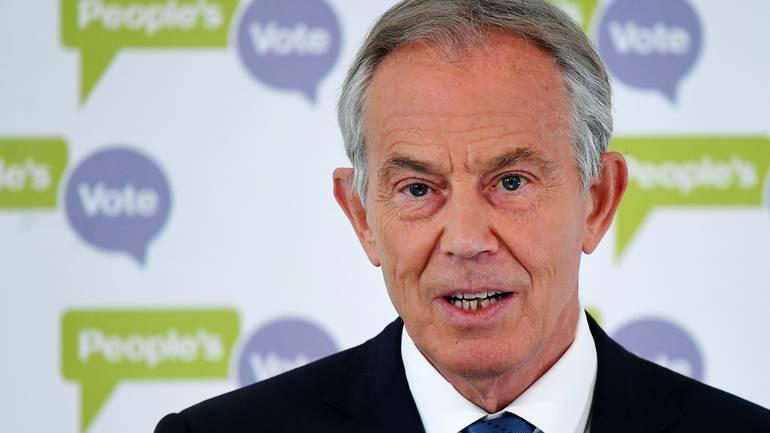 Brexit në udhëkryq  Tony Blair  po të isha unë në pushtet