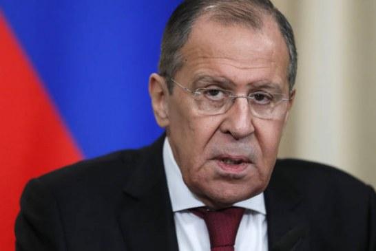 Lavrov: Perëndimi po merr pandershmërisht Ballkanin në NATO