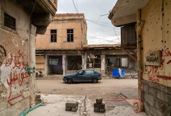 FOTO/ Si e ka rrënuar lufta qytetin e vjetër të Mosulit