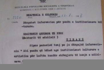 DOKUMENTI/ Komunizmi, betejë me fenë dhe në grahmat e fundit: në Burgajet po na shfaqet hoxha…