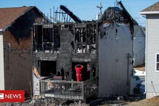 """""""Tragjedi siriane"""" në Kanada: shtatë fëmijë nga e njëjta familje lënë jetën në zjarr"""