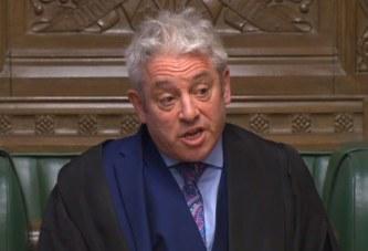 """VIDEO/ Njihuni me """"Gramoz Ruçin"""" e parlamentit britanik: argëtues e aspak nursëz!"""