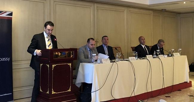 Ambasadori britanik në Kosovë  Korrupsioni dhe nepotizmi  këto po ju shkatërrojnë