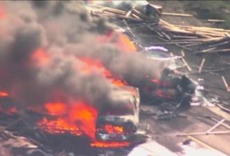 Viktima të shumëfishta në Kolorado, zjarri shkrumbon autostradën