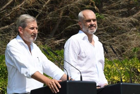 INTERVISTA/ Hahn: prona, ky hall i madh që ka Shqipëria e që duhet ta zgjidhë qeveria
