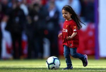 """Meka, bija e Salah """"shkrin"""" Anfield-in me një gol nostalgjik (foto & video)"""