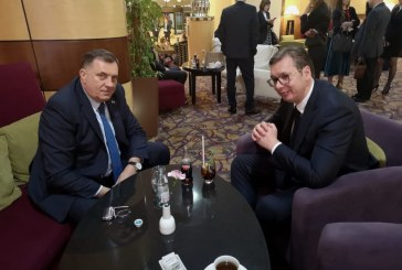Mediat serbe: Dodik i tha Thaçit në Tiranë se Kosova është Serbi