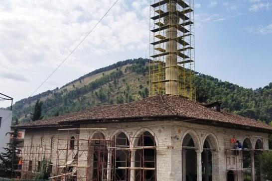 Rama: si po restaurohet Xhamia Mbret në Berat