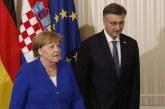 Merkel në Zagreb: mbështetje për perspektivën evropiane të Ballkanit Perëndimor
