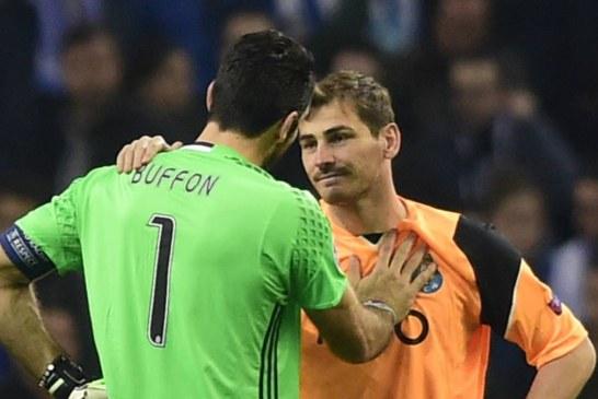 Media italiane: Buffon, në vend të Casillas-it te Porto