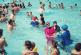 """Protesta e """"burkinit"""": duam të lahemi në pishinë si gjithë dynjaja!"""
