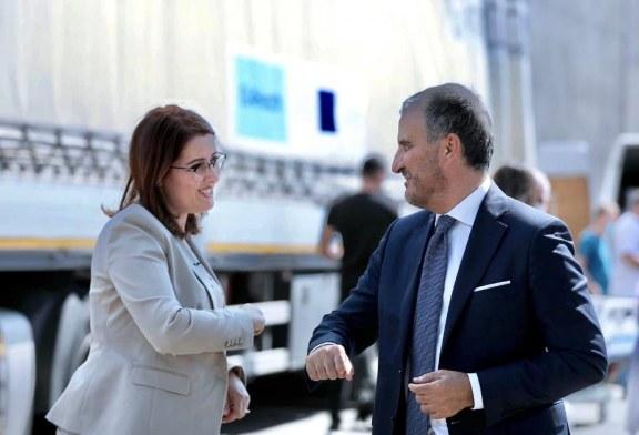 BE, 180 milion euro Shqipërisë: së bashku, edhe më të fortë!