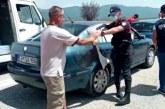 Vuajtja shqiptare në Kakavijë, Policia e Shtetit: ndihmë me ujë e për çdo nevojë tjetër