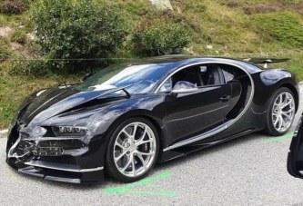 Përplasja e një Bugatti Chiron dhe një Prosche 911: si ndodhi? (pamje)