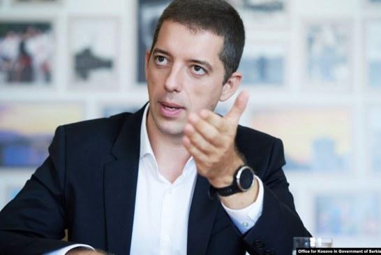 Marko Gjuriç: Hoti s'mund t'i ikë krijimit të Asociacionit, e ka premtuar në Bruksel