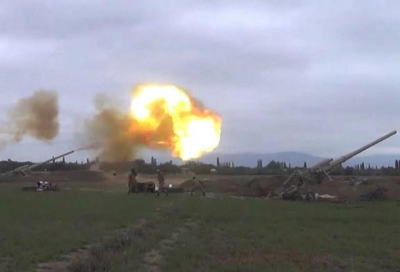Konflikti azero-armen s'ndalet: frikë për një përplasje Turqi-Rusi (pamje)