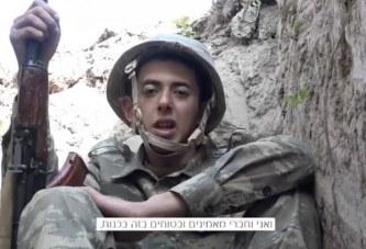 KONFLIKTI/ Daniel Zarbaliv: ç'kërkon ky hebre në radhët e ushtrisë azerbajxhanase në Nago-Karabak? (video)
