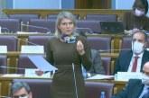 """Perla e një deputeteje: """"Kush e shkruan ligjin për shtetin seksual?"""""""