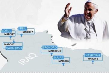 QASJE/ A ka marrë Papa Françesku një mësim nga historia e Irakut?