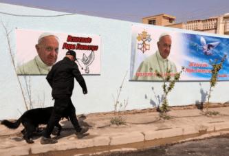 """Papa drejt Irakut: forcat e sigurisë irakene, gati për """"luftë""""!"""