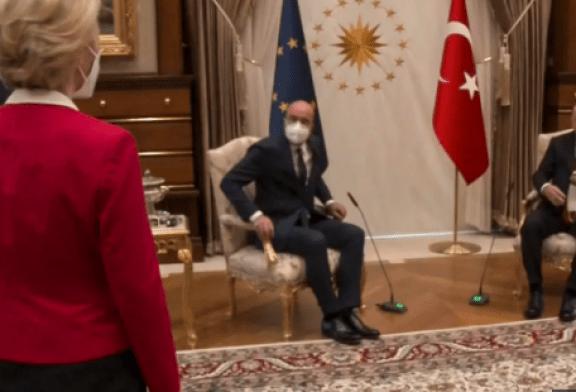REAGIM/ Kur s'sheh nga verbëria turkofobe: e vërteta e Ursula-s te Erdogani dhe e grave në haremet osmane