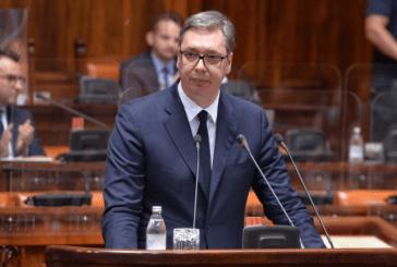 RAPORTIMI/ Vuçiç: Kështu u përballa në Bruksel me Albin Kurtin