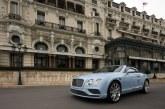 Një aksident i çuditshëm me Bentley në Monako