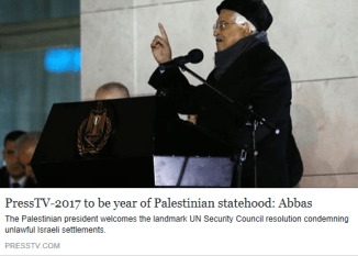 2017-to-be-year-of-independent-palestinian-state-abbas-press-tv