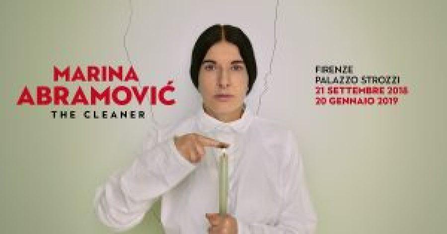 Mostre in Toscana Marina Abramović a Firenze
