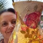 Chiara Scalabrino Artista all'Elba con opera