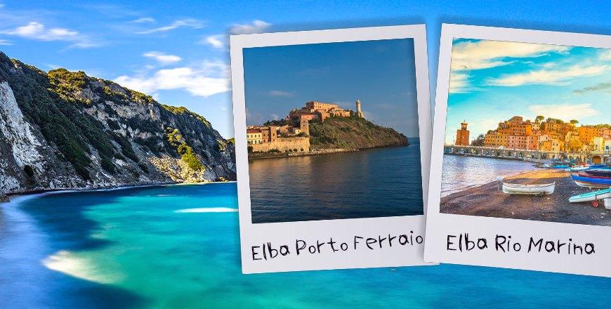 Elba link: treno + nave in un unico biglietto